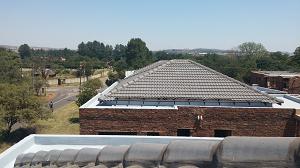 16 Flexi bond Waterproofing of concrete roofs