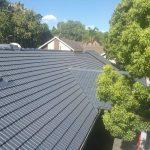 Repairing Tile Roofs.