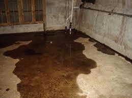 Waterproofing basement