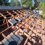 Repairing Tile Roofs. services